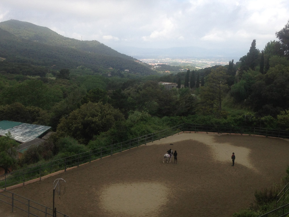 Head to the Catalan Hinterland for a Horse Fix On Spain's Coast
