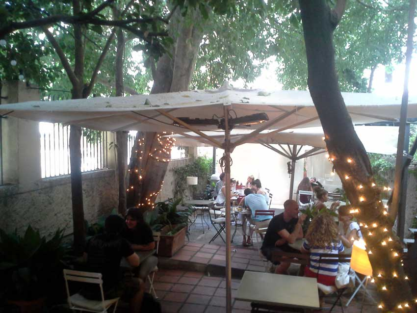 9 best barcelona beer gardens guiri girl in barca - Fragments bcn ...